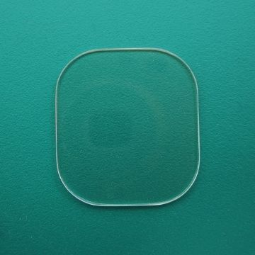 Generic Patek Philippe Mineral Flat TV Watch Glass 20.70 x 18.10 - 0.8mm Thickness
